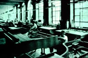 Manufacturing Grand Pianos