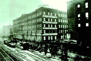 Steinway Factory - 53rd Street