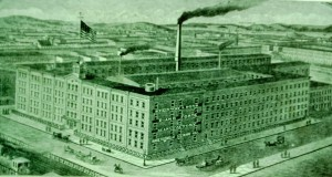 Steinway & Sons Factory