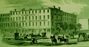 H. Worcester Factory