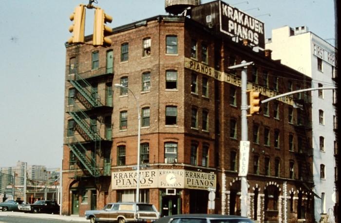 Krakauer Factory – Bronx, NY