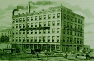 Conover Factory