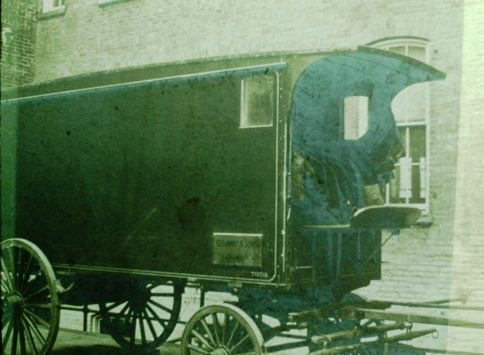 Steinway's Delivery Wagon