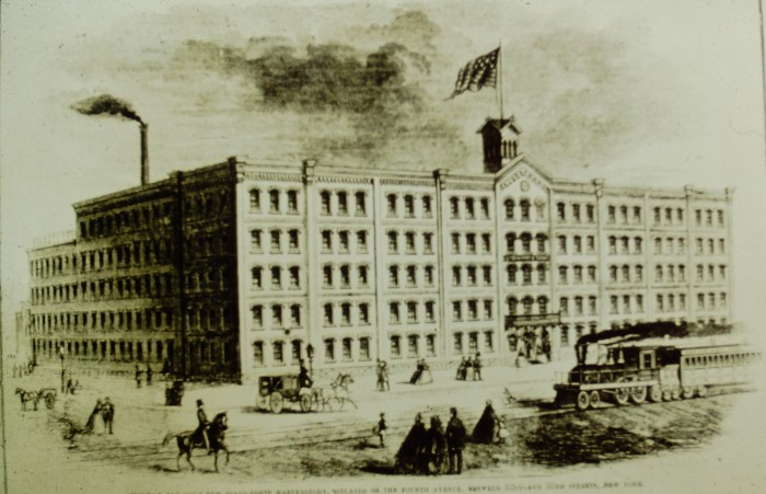 Steinway Factory – 52nd & Park